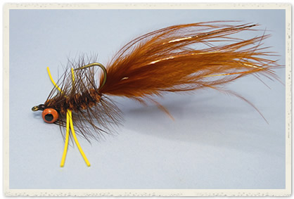 holschlag hackle fly
