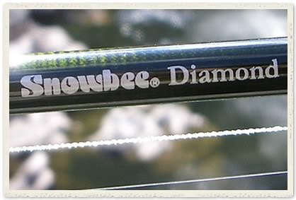 Snowbee Diamond bug fishing rod